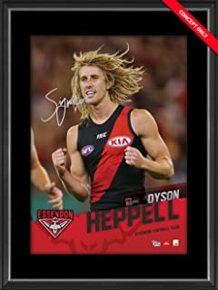 Sport Entertainment Products Dyson Heppell Signed Vertiramic