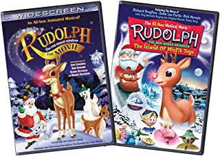 Rudolph the Red-Nosed Reindeer / Rudolph & The Island of Misfit Toys (Two-Pack) DVD set