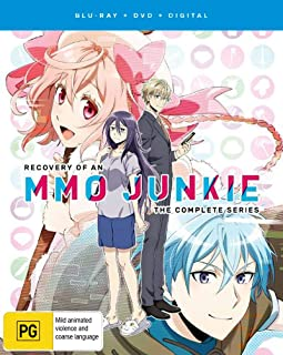 Recovery Of An Mmo Junkie [Blu-ray]