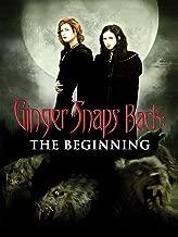 Ginger Snaps: The Beginning