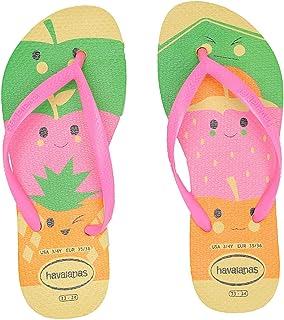 Havaianas Kid's Slim Fun Flip Flop Sandal