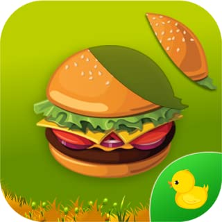 Fruits and Vegetables Puzzle Game for Kids