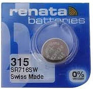 Nouveau 1 Renata Batterie Montre 315 (SR716SW)