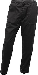 Regatta Mens Sports Lined Action Trousers (46 Short) (Black)