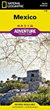 Best mexico road map Reviews