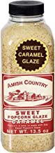 product image for Amish Country Popcorn - Sweet Caramel Glaze (13.5 Ounce) - Great Tasting and Old Fashioned Sweet Treat - with Recipe Guide