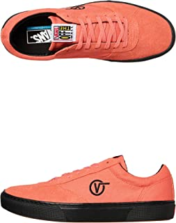 Vans Paradoxxx Porcelain Rose/Black Men's Classic Skate Shoes Size 10
