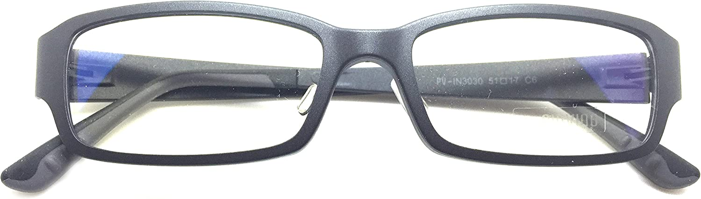 Piovino Prescription Eye Glasses Frame Ultem Super Light, Flexible 3030 C6