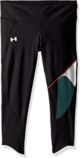 Under Armour Women's Armour Fly Fast Gx Crop Bottom