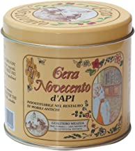 Wax Novecento Y921 bijenwas, walnoot medium, 500 ml