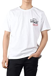 MAJECLO Men's Novelty Graphic T-Shirt Casual Short Sleeve Crew Neck Top