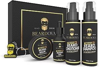 Beard Grooming & Care Kit for Mens