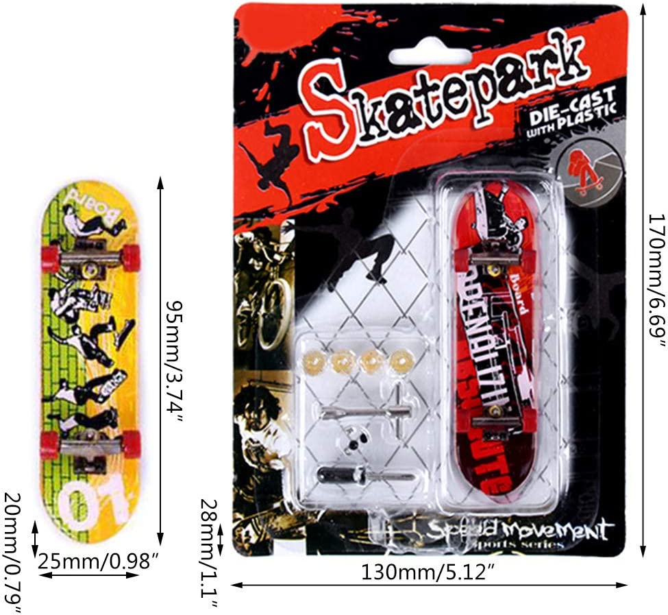 VNK Alloy Stand Sales of SALE items Sacramento Mall from new works Plastic Mini Skate Boards Finger Ska