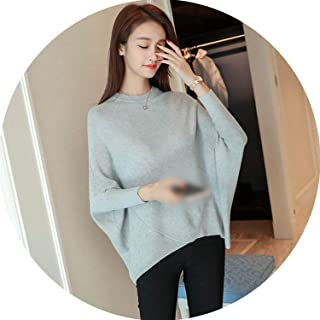 Patchwork Winter Woman Sweater Knitting Pullovers Jumpers Ladies