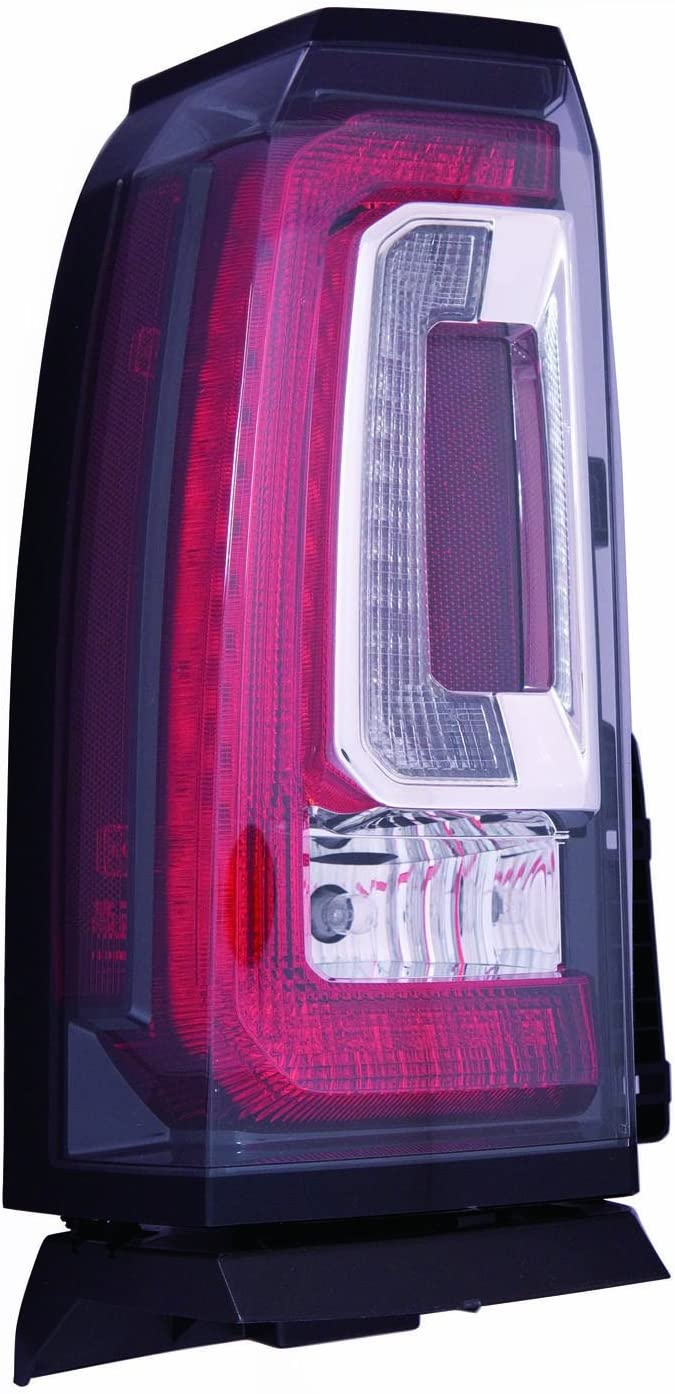 OE Replacement GMC YUKON Tail Direct stock discount G Super popular specialty store Partslink Light Assembly Number