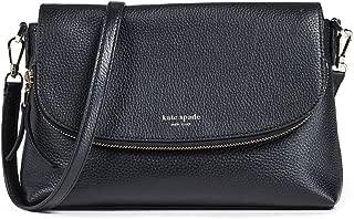 Kate Spade New York Women's Polly Large Flap Crossbody Bag