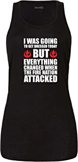 Brand88 - The Fire Nation Attacked, Ladies Tank Top