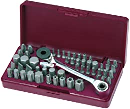 Kraftwerk 4072 55-częściowy zestaw narzędzi Tribit 1/4 5/16 cala