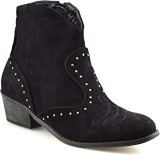 33589420d202c Amazon.co.uk: Cowboy Boots - Boots / Women's Shoes: Shoes & Bags