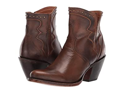 Lucchese Karla (Maple) Cowboy Boots