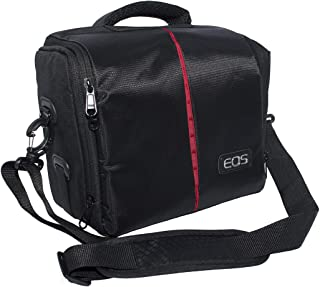 Camera Bag for Canon EOS DSLR 1200D, 1300D, 3000D, 4000D, 200D, 250D, etc Cameras