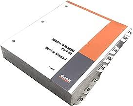 Case 585G 586G 588G Forklift Workshop Repair Service Manual - Part Number # 7-14851
