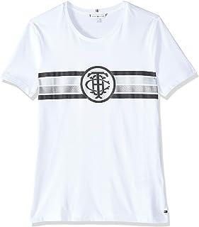 Tommy Hilfiger Women's Pam C-Neck Short Sleeve T-Shirt