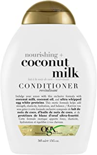 OGX Nourishing + Coconut Milk Conditioner, 13 Ounce
