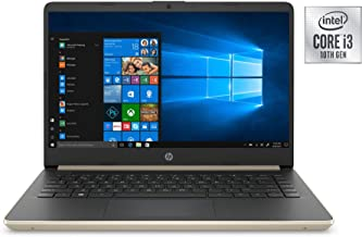 "$338 » Newest 2020 HP 14"" Laptop 10th Gen Intel Core i3-1005G1 Processor 1.2GHz 4GB DDR4 2666 SDRAM 128GB SSD Windows 10"