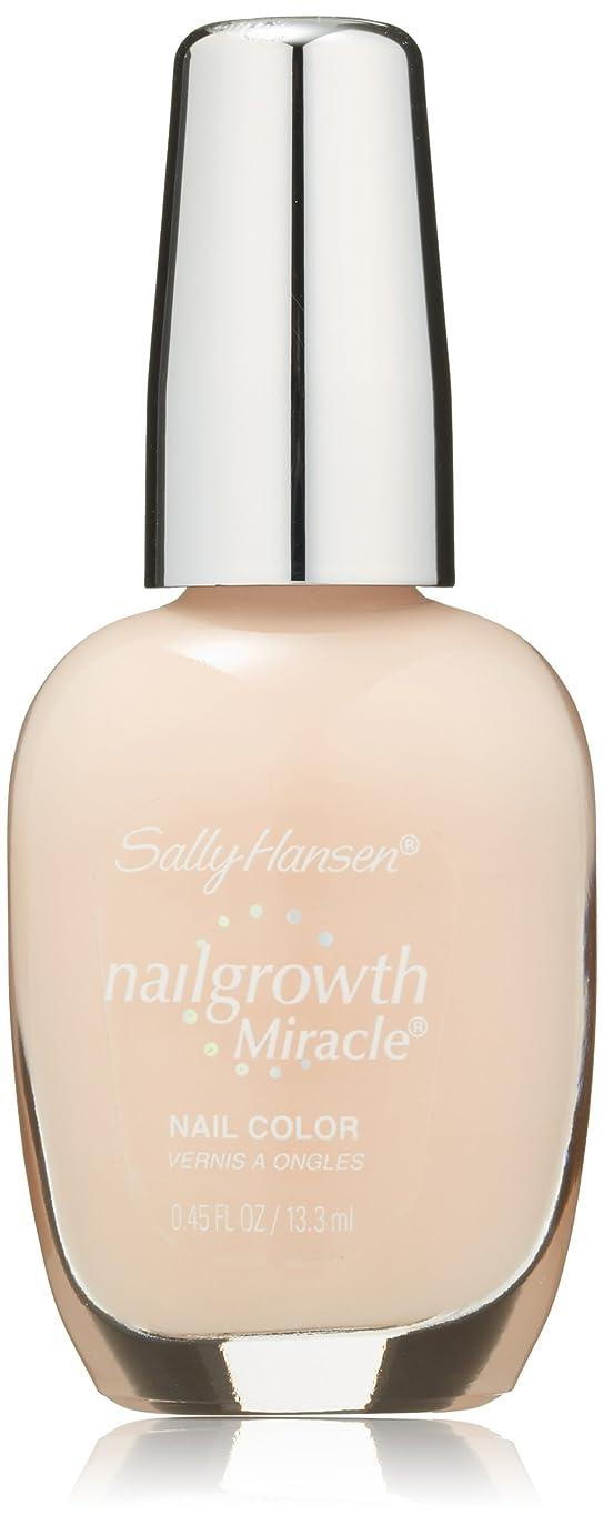 縮れたプレフィックス革命的SALLY HANSEN NAIL GROWTH MIRACLE NAIL COLOR #150 BOLD BUFF