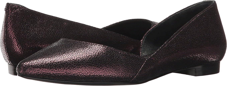 新しい意味トライアスロン対角線[Marc Fisher] Womens sunny4 Pointed Toe Slide Flats