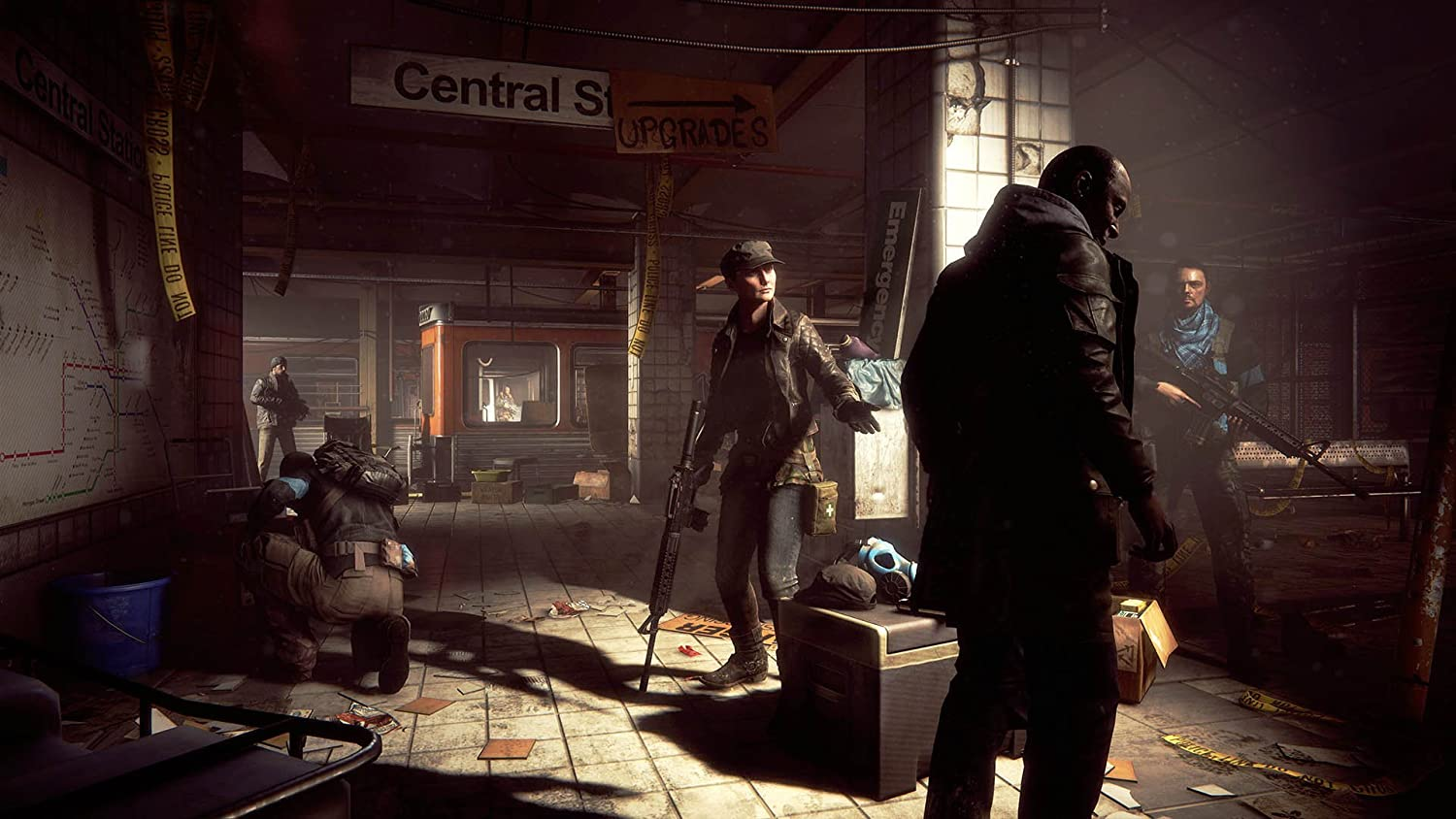 Homefront The Revolution   Day One Edition 20 uncut ...