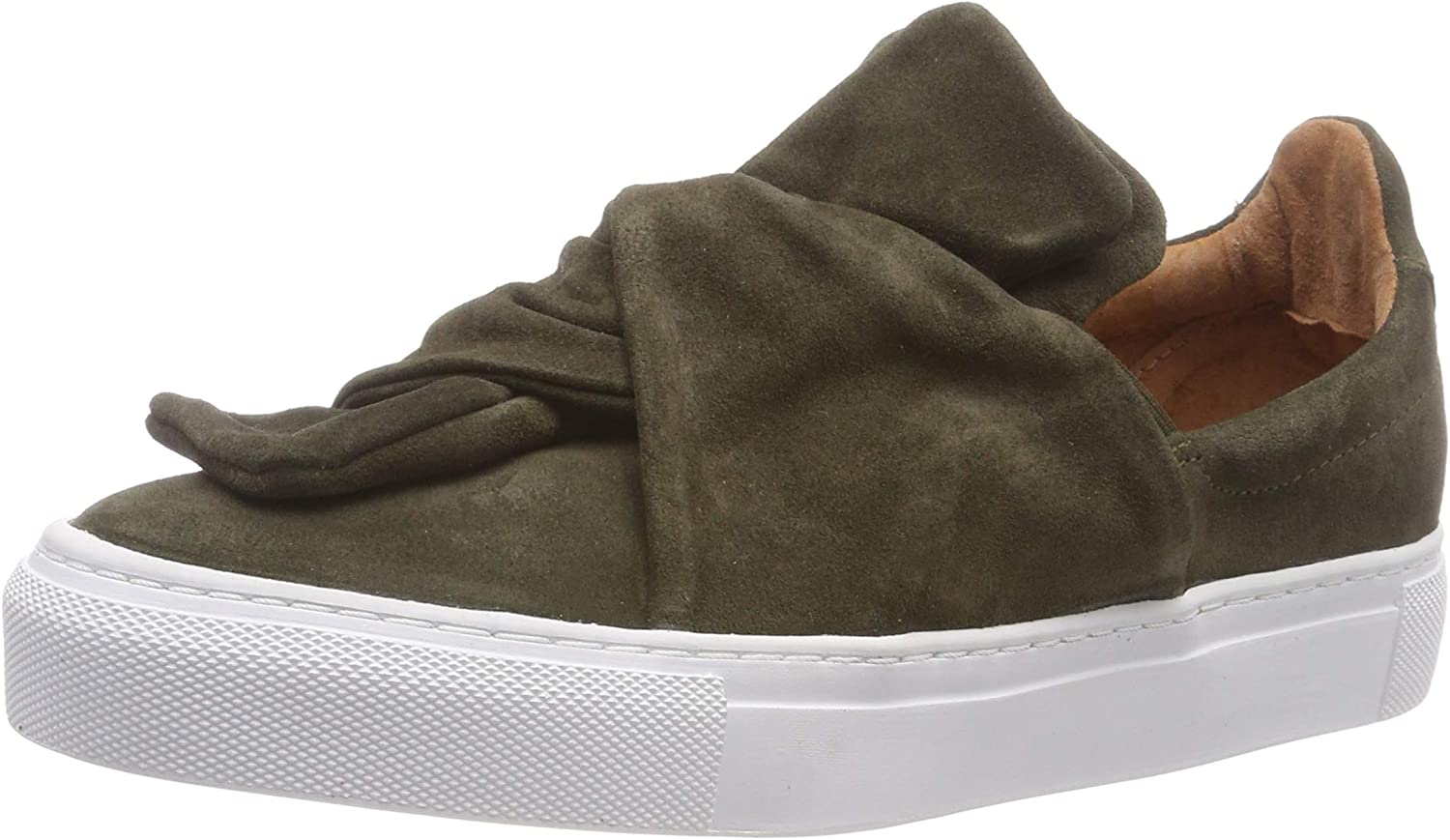 Pavement Women's Ava Loop Slip on Trainers