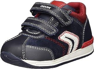 Geox B Rishon Boy B, Chaussures Premiers Pas Garçon