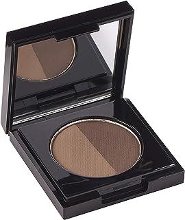 Arches & Halos Duo Luxury Brow Powder in Neutral Brown, 0.88 oz