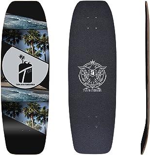 TXIN - Monopatin Skate Skateboard surfskate Deck Palm Bea...