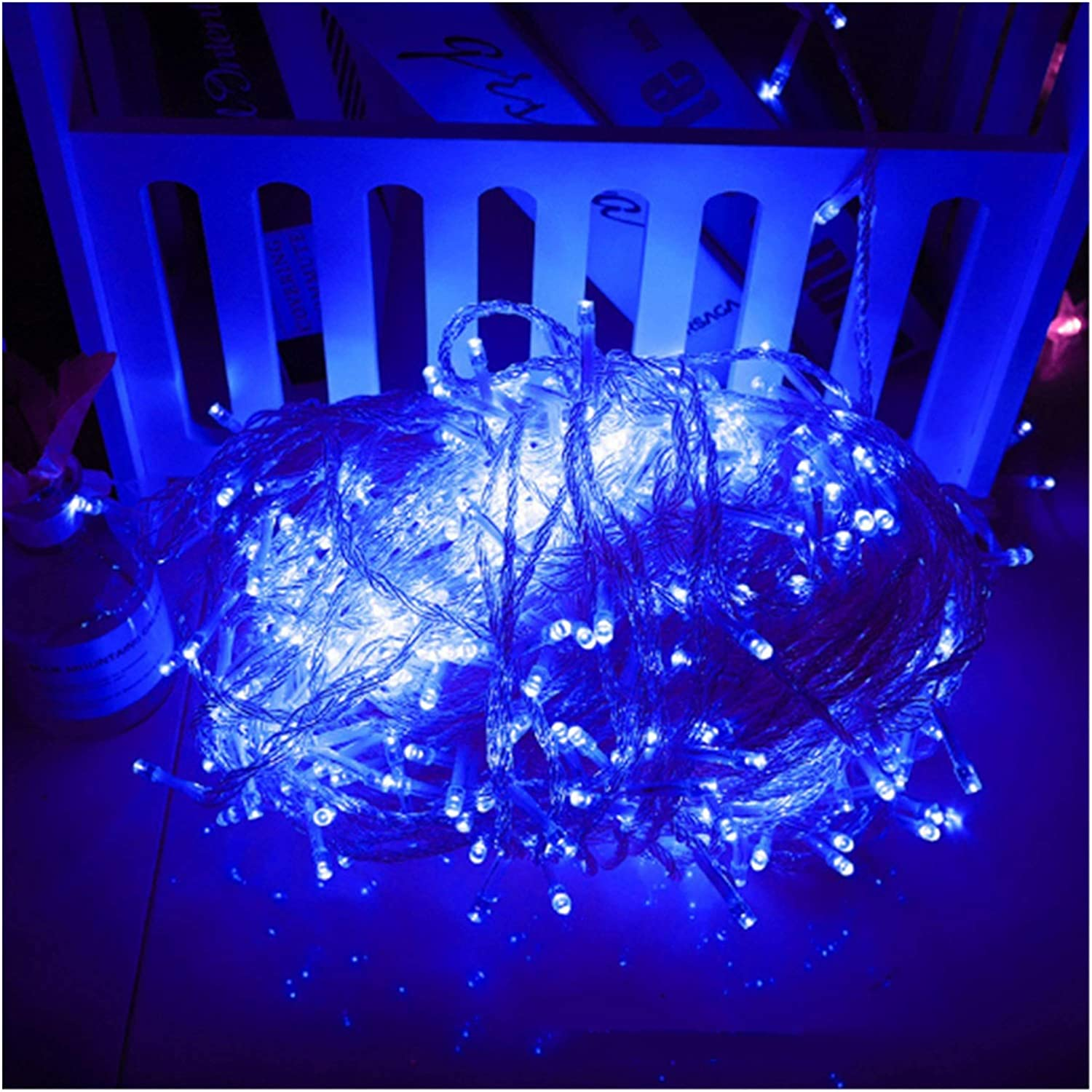 LIUPENGWEI 100 Ranking TOP10 New color LED Colour Changing Fairy String Lights,24V Dec