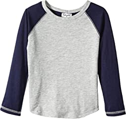 Always T-Shirt Long Sleeve Pullover (Toddler/Little Kids)