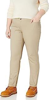 Lee Uniforms Juniors Original Straight Leg Pant
