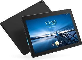 """Lenovo Tab E10 10 Inch (10.1"""") HD Tablet – (Quad Core 1.3GHz, 2GB RAM, 16GB eMCP, Android Oreo) – Slate Black"""