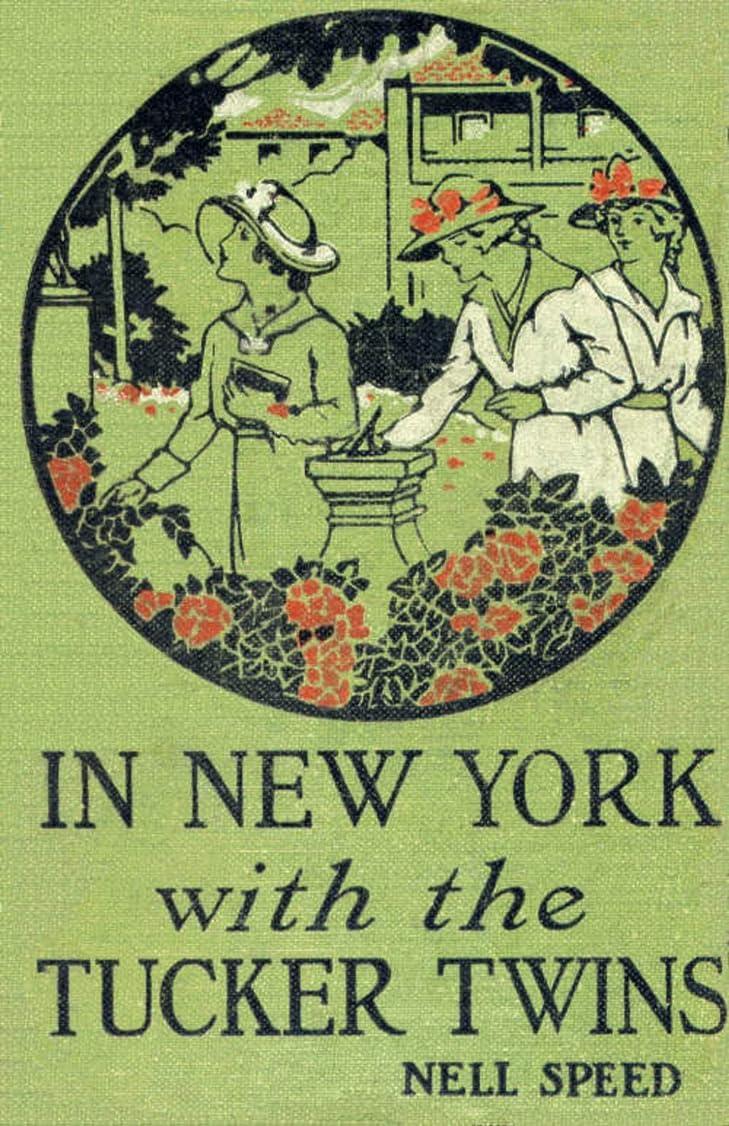 カートリッジ概念約In New York with the Tucker Twins : In New York with the Tucker Twins (English Edition)