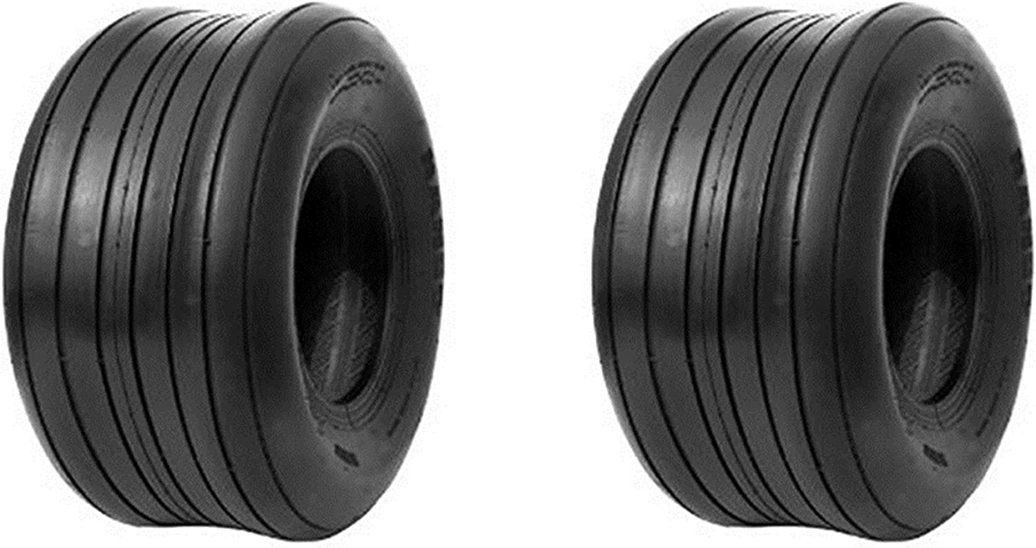 MAJOR LOT of Two 2 Ranking TOP1 15X6.00-6 Tubeless Recommendation 15x6.00x6 ply Rated Rib 6