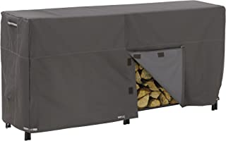Classic Accessories Ravenna Log Rack Cover, 8-Feet