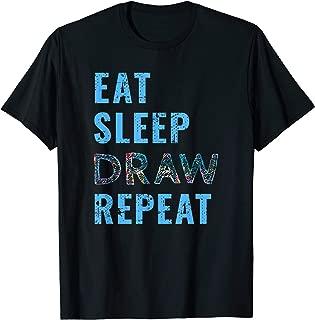 Best eat sleep art repeat Reviews