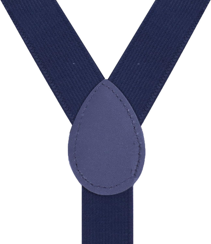 BODY STRENTH Men's Suspenders Y Shape
