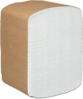 Scott 98730 Full-Fold Dispenser Napkins, 1-Ply, 12 x 17, White, 250 per Pack (Case of 24 Packs)
