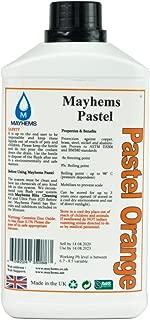 mayhem pastel orange