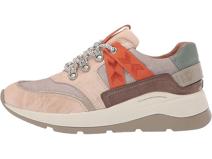 FRYE Womens Willow Trek Low Sneaker bbm