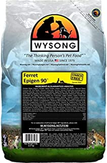 Wysong Ferret Epigen 90 – Starch Free Dry Natural Food for Ferrets