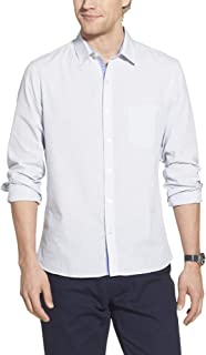 Men's Slim Fit Easy Care Long Sleeve Button Down Shirt